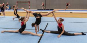 Akro 4 Kids 2 (8-10 Jahre) VS Anton Bruckner Gasse