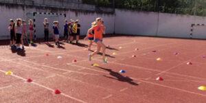 Leichtathletik Kids (6-10 Jahre) BG Klosterneuburg