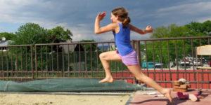 Leichtathletik Kids (8-10 Jahre) VS Anton Brucknergasse