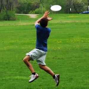 Ultimate Frisbee (ab 8 Jahren)