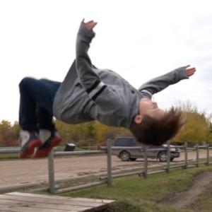 Parkour und Freerunning Kids 2 (8-10 Jahre) VS Anton Brucknergasse