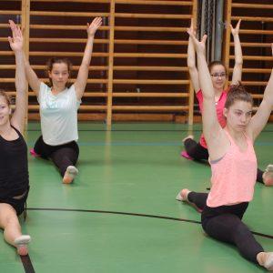 Rhythmische Gymnastik Maxis (ab 15 Jahren)