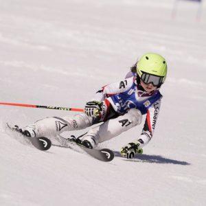 Skirennlauf Kids (8-12 Jahre) – auf der Piste